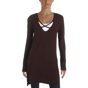 Free People Pullover Sweater Dress